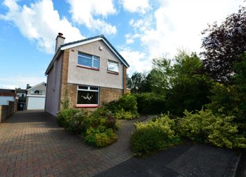 Thumbnail 3 bed detached house for sale in Annfield Gardens, Blantyre, Glasgow