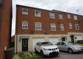 Thumbnail 3 bedroom town house for sale in Carlisle Close, Corby