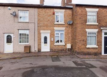 Thumbnail 2 bed terraced house for sale in Meadow Road, Dawley, Telford, Shropshire.