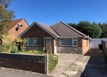 Thumbnail 3 bed bungalow to rent in Croft Road, Christchurch