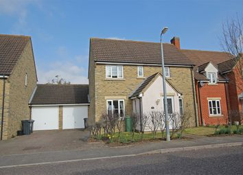 Thumbnail 3 bed detached house to rent in Larch Way, Dunmow, Essex