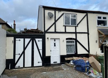 Thumbnail 2 bed cottage to rent in Back Lane, Chadwell Heath, Essex