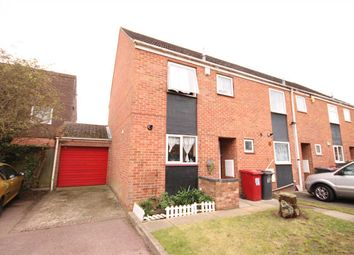 Thumbnail 3 bed end terrace house for sale in Rochfords Gardens, Slough
