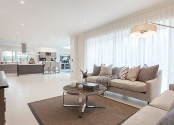 Thumbnail 5 bedroom detached house for sale in Normanstead, Henley-On-Thames, Oxfordshire