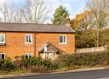 Thumbnail 2 bed cottage to rent in Farnham Road, Holt Pound, Farnham