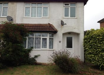 Thumbnail 3 bedroom semi-detached house to rent in Downlands Close, Bexhill-On-Sea