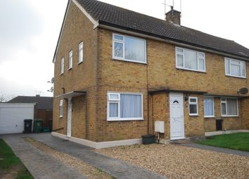 Thumbnail 2 bedroom maisonette for sale in Meadow Close, London Colney
