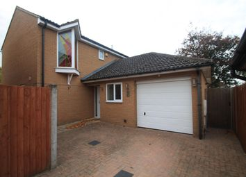 Thumbnail 4 bedroom property to rent in Sheringham Close, Luton