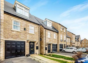 Thumbnail 4 bedroom terraced house for sale in Marlington Drive, Huddersfield, West Yorkshire, Yorkshire