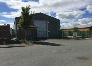 Thumbnail Light industrial for sale in Unit 18, Rhosddu Industrial Estate, Rhosddu, Wrexham