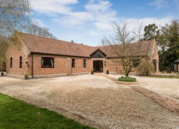 Thumbnail 4 bed equestrian property for sale in Bracon Ash, Norwich, Norfolk