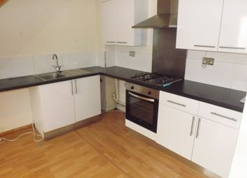 Thumbnail 1 bed end terrace house to rent in Burleigh Road, Portsmouth