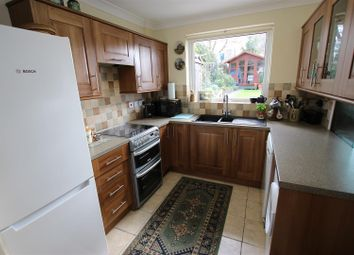Thumbnail 3 bedroom semi-detached bungalow for sale in Staveley Road, Dunstable