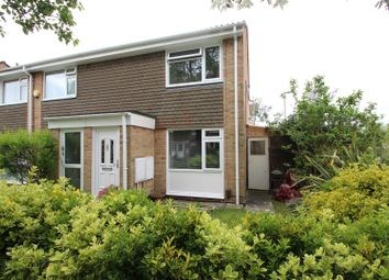 Thumbnail 3 bed end terrace house for sale in Howard Close, Mudeford