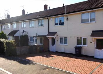 Thumbnail 2 bed terraced house for sale in Whomerley Road, Monkswood, Stevenage, Herts