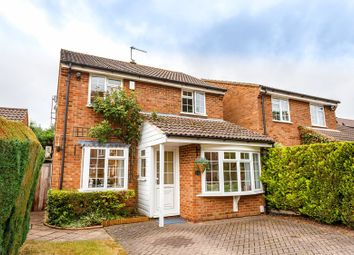 Thumbnail 3 bed detached house for sale in Larksfield, Englefield Green, Egham