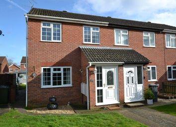 3 bed end terrace house for sale in Blackthorne Close, Bordon GU35