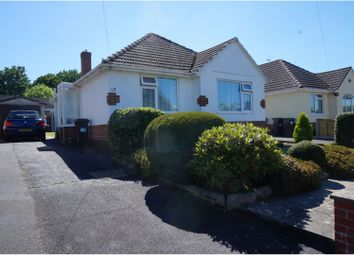 Thumbnail 2 bed detached bungalow for sale in Milford Drive, Bournemouth
