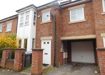 Thumbnail 4 bed town house for sale in Drayton Street, Hulme, Manchester