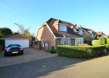 Thumbnail 4 bedroom detached house for sale in Alfred Road, Farnham, Surrey