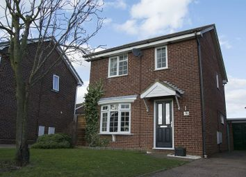 Thumbnail 3 bedroom detached house for sale in Copper Beech Drive, Carlton Colville, Lowestoft