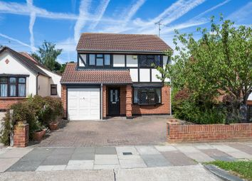 Thumbnail 4 bed detached house for sale in Eastbourne Grove, Westcliff-On-Sea