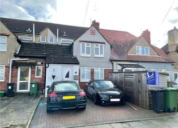 Thumbnail 3 bed terraced house for sale in Cadnam Road, Southsea