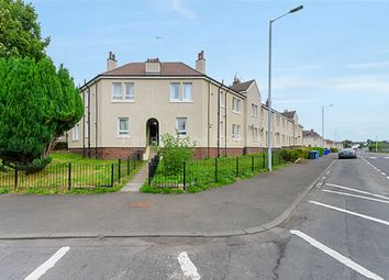 Thumbnail 2 bed flat for sale in Gallowhill Road, Paisley