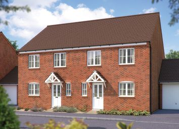 "Thumbnail 4 bed property for sale in ""The Salisbury"" at Saxon Court, Bicton Heath, Shrewsbury"