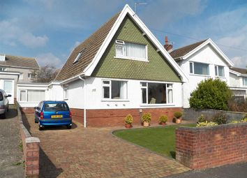 Thumbnail 4 bed detached bungalow for sale in West Cross Lane, West Cross, Swansea