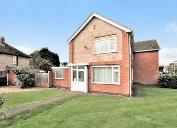 Thumbnail 3 bed link-detached house for sale in Brookside Drive, Oadby, Leicester
