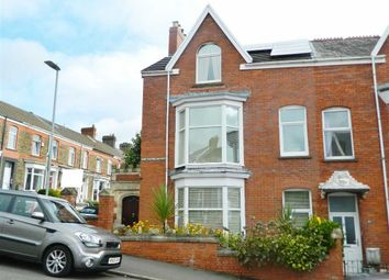 Thumbnail 6 bed end terrace house for sale in Hawthorne Avenue, Uplands, Swansea