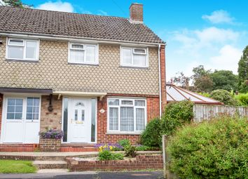 Thumbnail 2 bed end terrace house for sale in Baigent Close, Winchester
