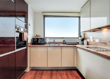 Thumbnail 1 bed flat for sale in Central Apartments, 455 High Road, Wembley