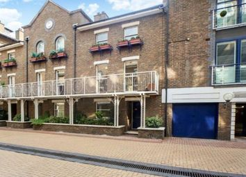 Thumbnail 5 bed terraced house for sale in Coral Row, Plantation Wharf, Battersea, London