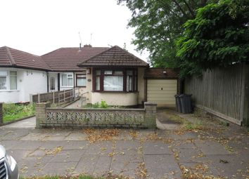 Thumbnail 3 bed semi-detached bungalow for sale in Heath Way, Hodge Hill, Birmingham
