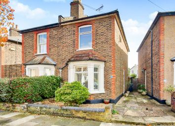 Thumbnail 3 bed semi-detached house for sale in Linden Crescent, Norbiton