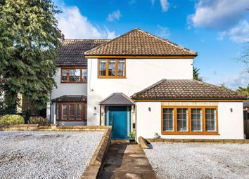 Thumbnail 6 bed detached house for sale in Hillview Road, London