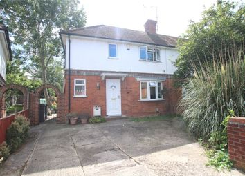 2 bed semi-detached house for sale in Lamerton Road, Reading, Berkshire RG2