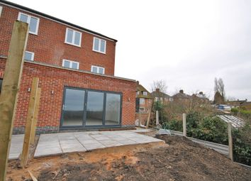 Thumbnail 4 bed terraced house for sale in The Cloisters, Wood Street, Earl Shilton, Leicester