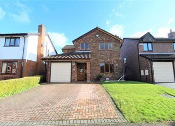 Thumbnail 4 bed detached house for sale in Gleneagles Drive, Fulwood, Preston