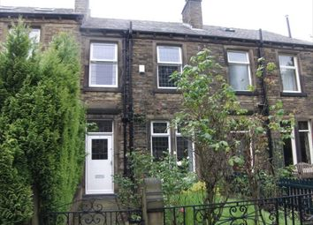 Thumbnail 3 bed terraced house to rent in Elmfield Road, Birkby, Huddersfield