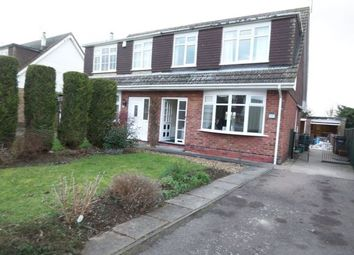 Thumbnail 3 bed semi-detached house to rent in Bowbridge Gardens, Bottesford, Nottingham