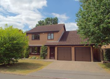Thumbnail 4 bed property for sale in Cranborne Gardens, Chandler's Ford, Eastleigh, Hampshire