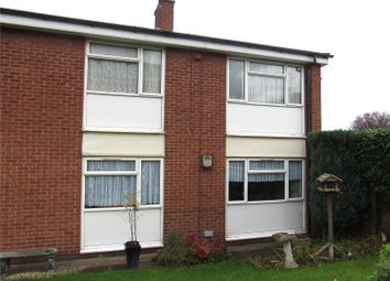 Thumbnail 1 bed flat for sale in Misterton Court, Mansfield Woodhouse, Nottinghamshire