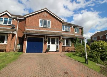Thumbnail 6 bed detached house for sale in Freesia Grange, Washington, Tyne And Wear