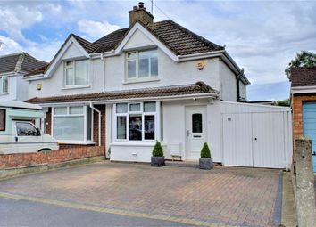 Thumbnail 2 bed semi-detached house for sale in Shipton Grove, Swindon