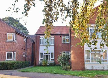 Thumbnail 2 bed flat for sale in Fletcher Close, Hessle, East Riding Of Yorkshire