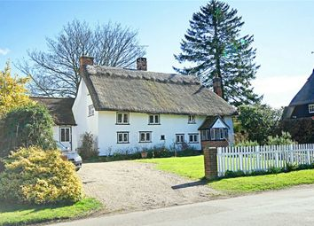 Thumbnail 4 bed cottage for sale in Broad Street Green, Hatfield Broad Oak, Bishop's Stortford, Essex