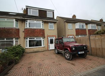 Thumbnail 5 bed semi-detached house for sale in Church Road, Frampton Cotterell, Bristol